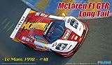 フジミ模型 1/24 リアルスポーツカーシリーズNo.59 マクラーレン F1 GTR ロングテール ル・マン 1998 #40