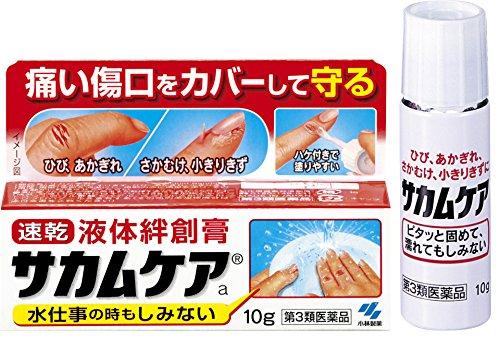 【第3類医薬品】サカムケア 10g -