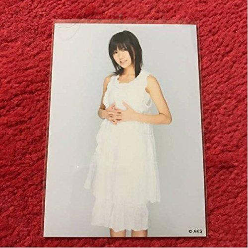 AKB48 宮沢 佐江 baby baby baby 白衣装 生写真