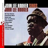 Sings John Lee Hooker