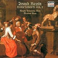 Haydn;Divertimenti Vol.II