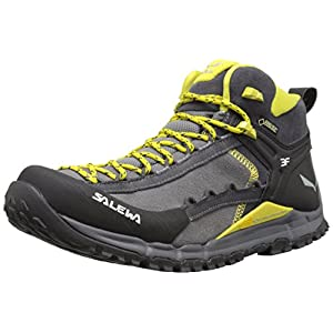 (サレワ)SALEWA Mens Hike Roller Mid GTX Pewter/Kamille UK8サイズ(27.0cm) 634434058