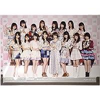 AKB48 45thシングル 選抜総選挙 DVD/Blu-ray 先行予約特典 生写真 アンダーガールズ 集合