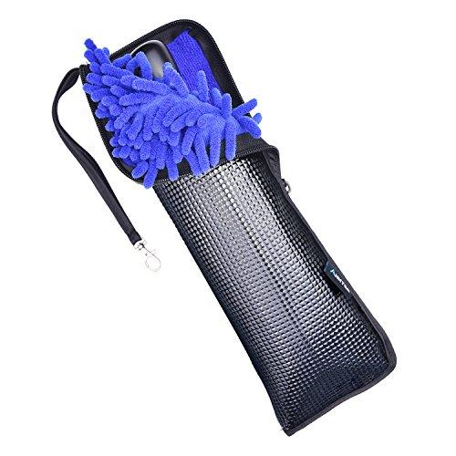 傘ケース 傘カバー ANNTER 超吸水 マイクロファイバー 折りたたみ傘用 傘ケース 傘入れ 折りたたみ傘カバー 袋 携帯便利