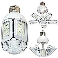 ( Package of 4) Satco s9751、40W / LED / HID / MB / 5000K / 100–277V、LEDライト電球
