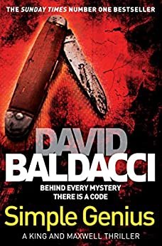 Simple Genius: King and Maxwell Book 3 by [Baldacci, David]