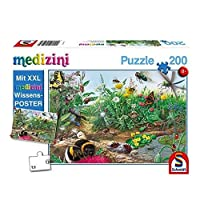 Schmidt Spiele Discover The World Of Insects Medizini ジグソーパズル
