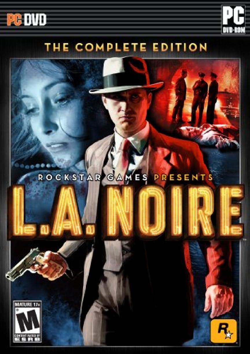 聴く決定する修復LA Noire The Complete Edition (輸入版)
