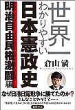 世界一わかりやすい日本憲政史 明治自由民権激闘編 画像