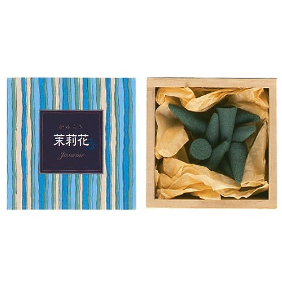 レキシコン虫ケイ素Nippon Kodo – Kayuragi – ジャスミン12 Cones