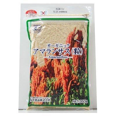 【4位】 桜井食品 有機アマランサス粒 350g