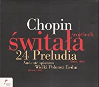 24 Preludes by F. Chopin (2010-01-12)