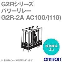オムロン(OMRON) G2R-2A AC100/(110) パワーリレー NN