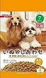 いぬのしあわせ 小粒 7歳以上 高齢犬用 1.3kg(小分け4パック入/袋)