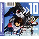 機動戦士ガンダムSEED DESTINY SUIT CD Vol.10 KIRA YAMATO×STRIKE FREED…