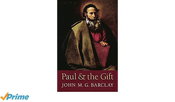 Amazon paul and the gift john m g barclay reference negle Images
