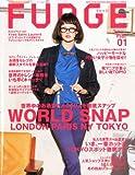 FUDGE (ファッジ) 2012年 01月号 [雑誌]