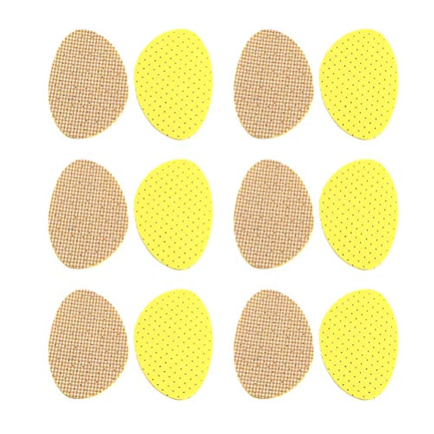 太い一売上高Healifty インソール 足裏保護パッド つま先保護カバー 靴ずれ防止パッド 通気性 靴用 シューズパッドクッション 6ペア
