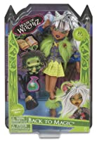 Bratzillaz Back to Magic Doll -Sashabella Paws by Bratzillaz