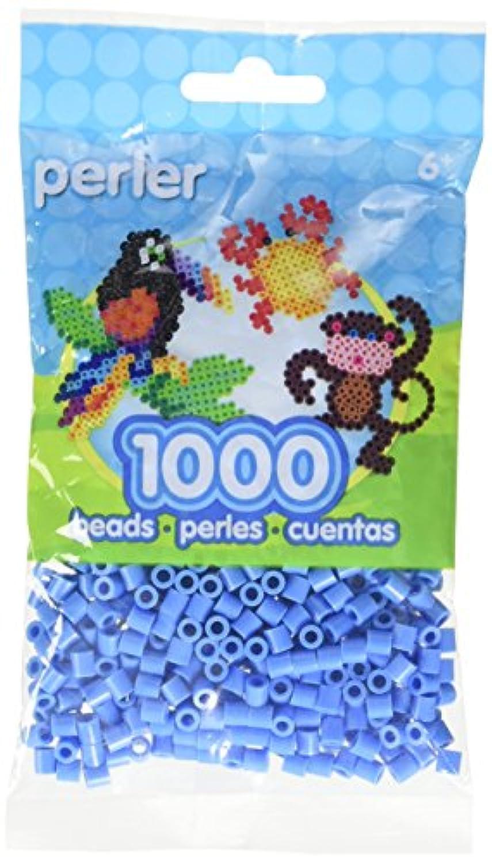 Perler Beads 1000/Pkg-Light Blue (並行輸入品)