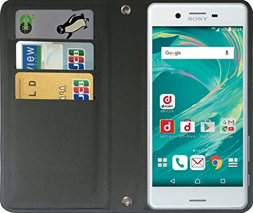 YUI シンプルスマホ 204SH シンプル シンプルスマートフォン 204 SH 高級牛革 本革 レザー ケース 手帳型 薄型 手帳 カバー 手帳型ケース スマホケース フリップケース フリップ ダークグレー ブラウン ツートン バイカラー ツートンカラー 204SH-10000127-10001-1001