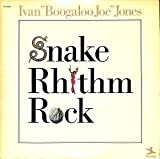 Snake Rhythm Rock(1973 PRESTIGE STEREO VAN刻印,PRST10056)[ivan boogaloo joe jones][LP盤]