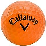 Callaway(キャロウェイ) 練習ボール callaway HX プラクティスボール 18パック  070021500053 オレンジ