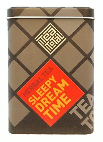 Total Tea total ティートータル ドリームタイムティー 50g入り缶 ニュージーランド産 ハーブティー フレーバーティー ノンカフェイン