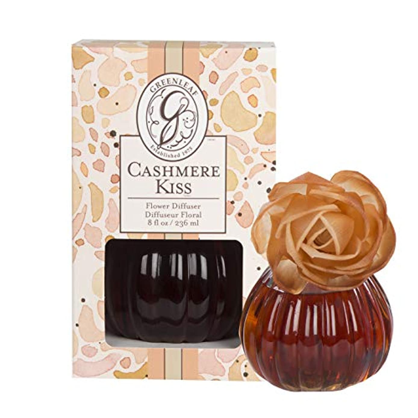アライメントピニオンバトルGREENLEAF FLOWER DIFFUSER CASHMERE KISS