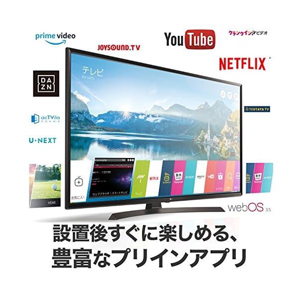 LG 55V型 4K 液晶テレビ HDR対応 ...の紹介画像5