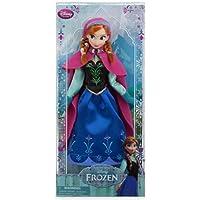 ディズニー フィギュア 30センチ Disney Frozen Exclusive 12 Inch Classic Doll Anna  並行輸入品