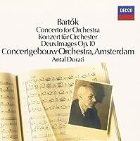 バルトーク:管弦楽のための協奏曲、2つの映像、弦楽のためのディヴェルティメント、弦楽器、打楽器とチェレスタのための音楽、舞踏組曲、ヴァイネル:ハンガリー民俗舞曲<特別収録>