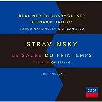 Stravinsky: Le Sacre Du Printemps by Bernard Haitink (2015-04-29)