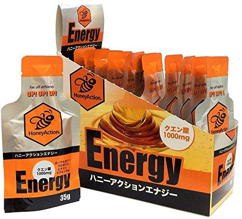 HoneyAction ハニーアクション エナジー 35g×12包入...