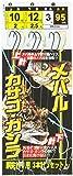ヤマシタ(YAMASHITA) メバルカサゴ仕掛 MKD3A 10-2-3