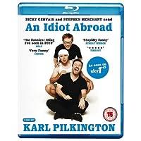 Idiot Abroad [Blu-ray] [Import]