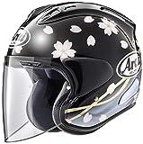 アライ (ARAI) ジェットタイプヘルメット VZ-RAM (VZ-ラム) サクラ (SAKURA) 黒 61-62cm VZ-RAM_SAKURA_BK61
