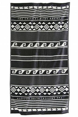 TCSS TOWEL1603 BLACK FLAG TOWEL ビーチタオル メンズ レディース ユニセックス/ティーシーエスエス [並行輸入品]