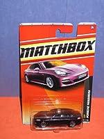Matchbox 2011 VIP 33 of 100 Porsche Panamera (Purple)