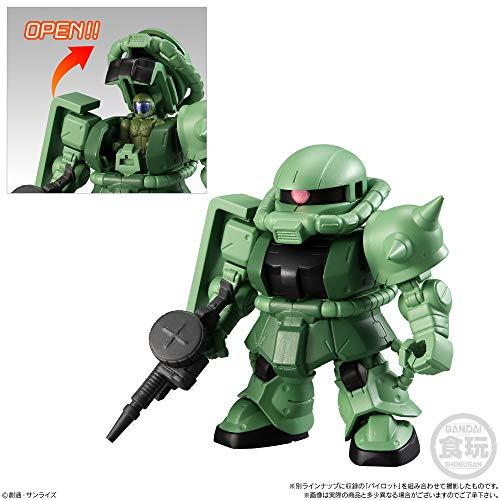 機動戦士ガンダム マイクロウォーズ (10個入) 食玩・ガム (機動戦士ガンダム)