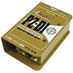 Radial ラジアル ピエゾPU対応DIボックス PZ-DI 【国内正規輸入品】