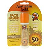 Australian Gold Face Guard Spf50 Stick 14gr [並行輸入品]