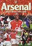 Arsenal Season Review 04/05 DVD