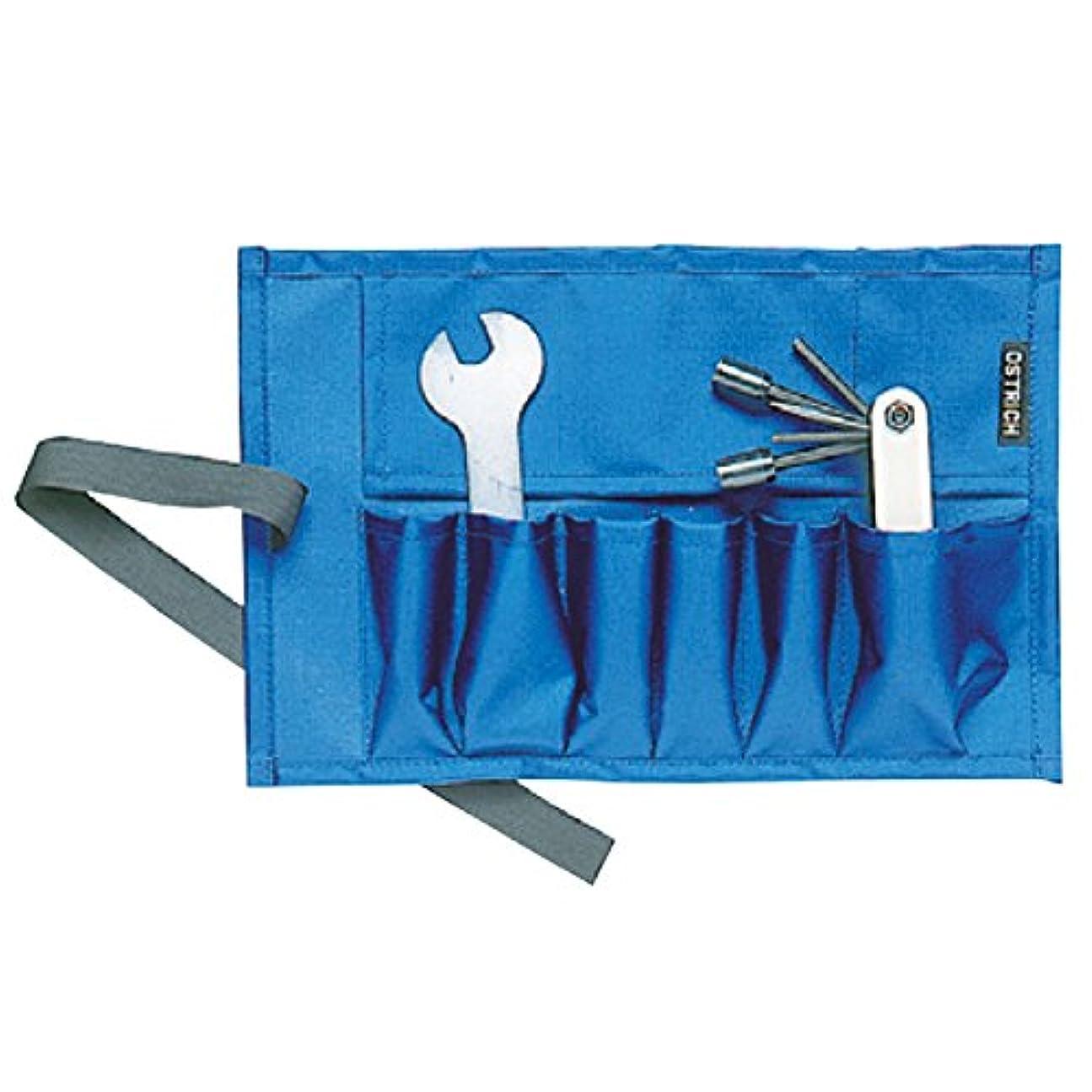 練習した壁机OSTRICH(オーストリッチ) 工具 ケース [工具袋] 道具巻