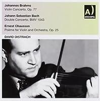 Brahms: Violin Cioncerto
