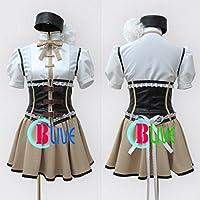 ●●サイズ選択可●●L0117LCL コスプレ衣装 魔法少女まどか☆マギカ 巴マミ 男性Sサイズ
