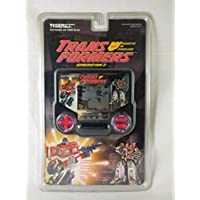 Transformers トランスフォーマー Generation 2 G2 Handheld LCD Video ビデオ Game ゲーム -Tiger Electronics 1993 [並行輸入品]