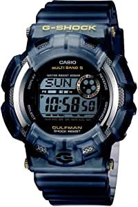 [カシオ]CASIO 腕時計 G-SHOCK ジーショック GULFMAN 25th Aniversary 「Ocean Gray」 タフソーラー 電波時計 MULTIBAND5 GW-9125D-8JF メンズ