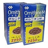 協和発酵オルニチンM (6粒×25袋)×2個セット