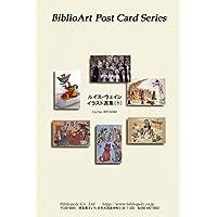 BiblioArt Post Card Series ルイス・ウェイン イラスト選集 (1) 6枚セット(解説付き)